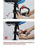 AmazonBasics-Lucchetto-per-bicicletta-a-forma-di-D-con-cavo-flessibile-di-121-m