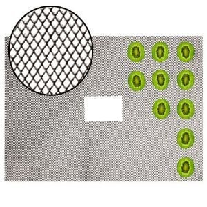 "Weston 78-0201-W Dehydrator Netting Roll, 13.5"" x 5.3'"