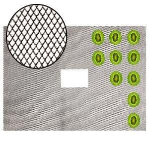 Weston 78-0201-W Dehydrator Netting Roll, 13.5'' x 5.3' by Weston