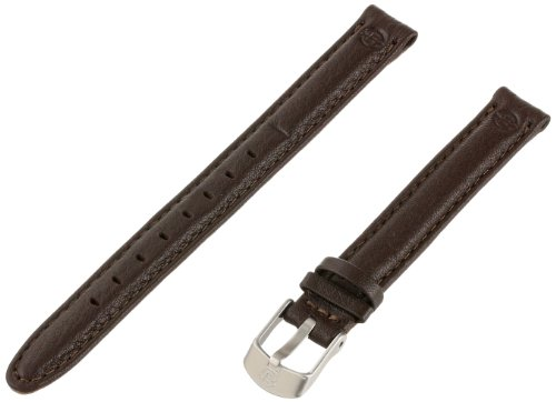 Timex Women's Q7B845 Expedition Sport Genuine Leather 12mm Brown Replacement Watchband