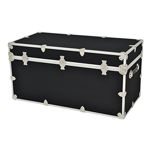 Rhino Armor Dorm Trunk - 35'' x 17'' x 17'' - WITH WHEELS by Rhino Trunk and Case (Image #3)