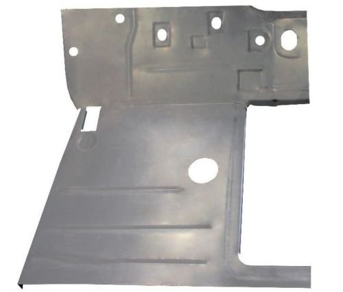 Works With 1965-78 TOYOTA LANDCRUISER FJ40 DRIVER SIDE FRONT FLOOR PAN .NEW Motor City Sheet Metal
