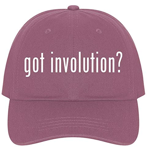 (The Town Butler got Involution? - A Nice Comfortable Adjustable Dad Hat Cap, Pink)
