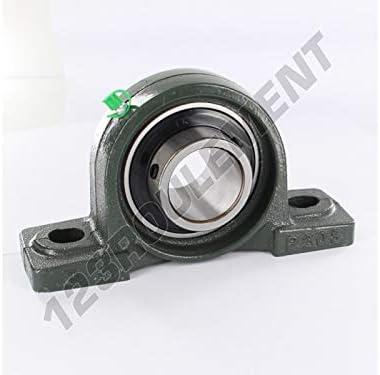 2 Fixations UCP208-40x0x0 mm Palier Fonte Generique