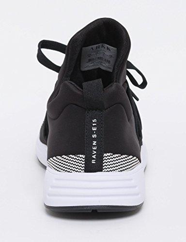 Corbeau Copenhague As1402 Herren Schwarz Sneaker 0099 Arkk Noir RBqwgXw