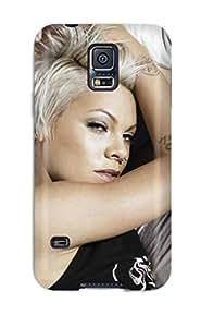 Fashion Tpu Case For Galaxy S5- Alecia Moore Euro 2013 Defender Case Cover