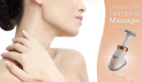Portable Neckline Slimmer Neck Exerciser Chin Massager