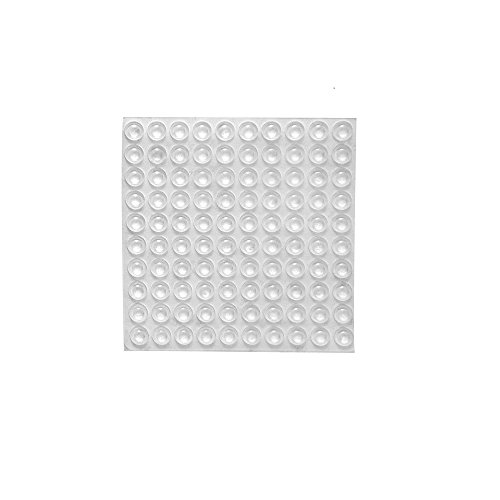 Cabinet door bumpers,Clear Rubber Feet Adhesive Bumper Pads Self Stick Bumpers Sound Dampening Door Bumpers Cabinet Buffer Pads