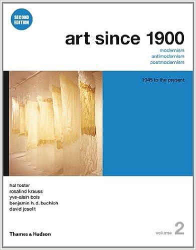 Amazon art since 1900 modernism antimodernism postmodernism amazon art since 1900 modernism antimodernism postmodernism vol 2 1945 to the present 2nd edition 9780500289532 hal foster rosalind krauss fandeluxe Gallery