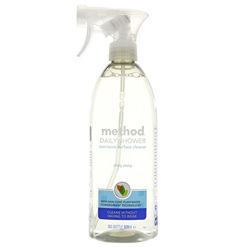 Shower Cleaner Method Daily (Method Daily Shower Spray - Ylang Ylang - 28 oz - 2 pk)