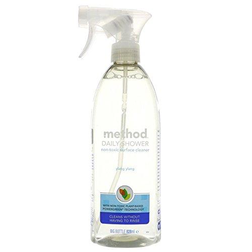 Method Cleaner Daily Shower (Method Daily Shower Spray - Ylang Ylang - 28 oz - 2 pk)