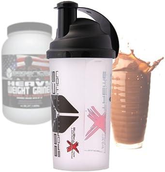 Heavy Weight Gainer, hidratos de carbono y proteínas ...