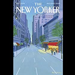 The New Yorker, August 10th & 17th, 2009: Part 2 (Ian Frazier, James Surowiecki, Zev Borow)
