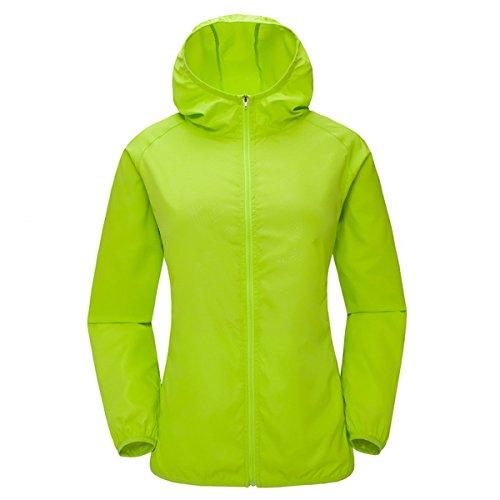 推測のど測定FEIDA 日焼け止め UV 対策 カット ラッシュガード ジップアップ 薄手 長袖 通気性 速乾性
