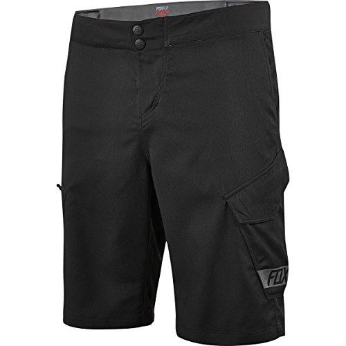 Fox Racing Ranger Cargo 12in Shorts - Men's Black, (Fox Racing Ranger Cargo)