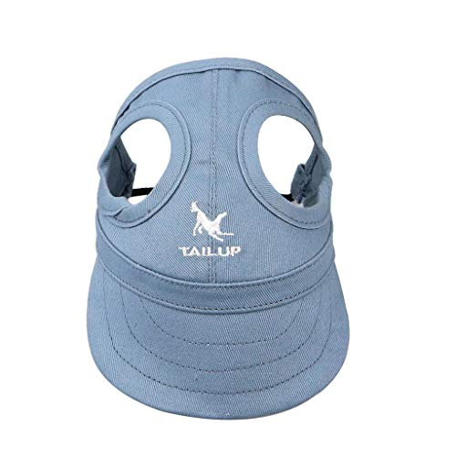 ❤️Ywoow❤️, Pet Hat with Ear Holes Dog Sport