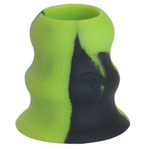 Grip-N-Rip Bat Grip Taper, - Black Green
