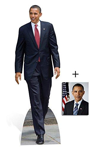 Buy obama head cutout
