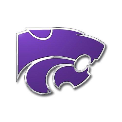 Wildcats Car (NCAA Kansas State Wildcats Die Cut Color Automobile Emblem)