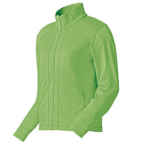 FootJoy Women Performance Full-Zip MID Layer Golf Pullover Previous Season Apparel Style