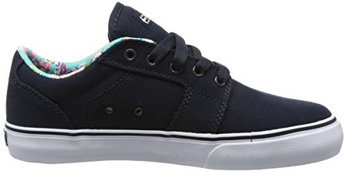 W's Ls Skateboarding Shoes 401 Women's Barge Blue Navy Etnies Hq5SRPE