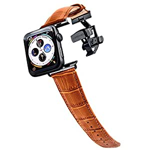 Amazon.com: Longvadon Caiman Series - Correa de reloj para ...