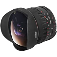 Series-1 7mm F/3.5 180 Degree Fish Eye Manual Focus Lens for Sony Alpha and Minolta Maxxum Aps-C Sized Digital SLR Cameras