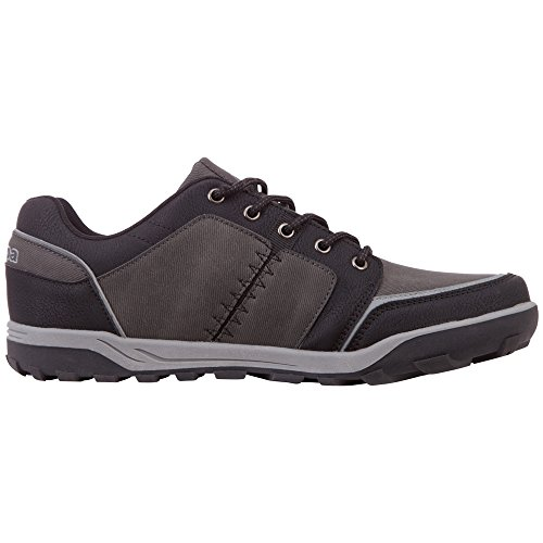 Kappa Para Mujer black Frisky grey 1116 Zapatillas Negro 77qBC