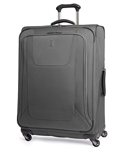 Travelpro Maxlite3 Lightweight 29'' Expandable Spinner (One Size, Grey) by Travelpro