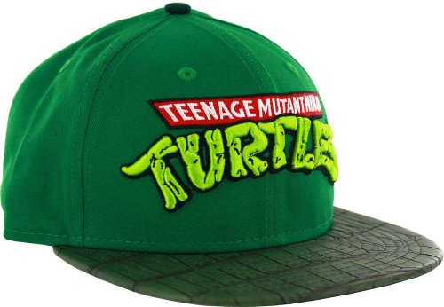 [Teenage Mutant Ninja Turtles Shell Vision Strapback Adjustable Hat, Medium/Large] (Adult Ninja Turtle)