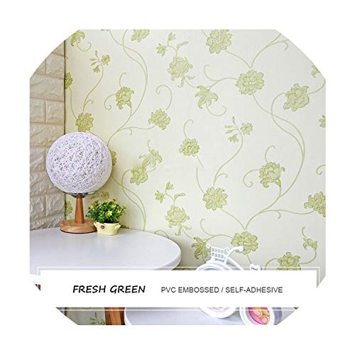 Waterproof PVC Self Adhesive Wallpaper Bedroom Home Decor Furniture Stickers Warm Decorative Background Wall Stickers,11,10m x -