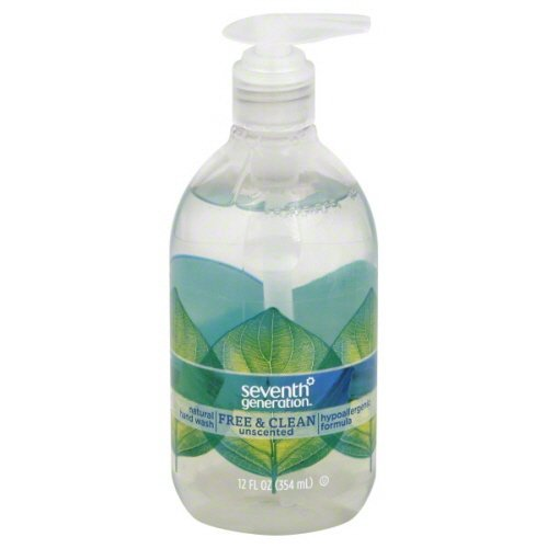 Seventh Generation  Free and Clear Hand Wash 12 fl oz