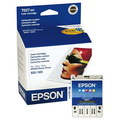 Epson EPST027201 - T027201 Intellidge Ink