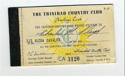 alcoa-steamship-lines-privilege-card-trinidad-country-club-1950s-cavalier