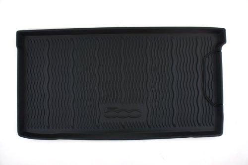 - Fiat Genuine Accessories 82212583 Molded Cargo Area Tray for 500/500C