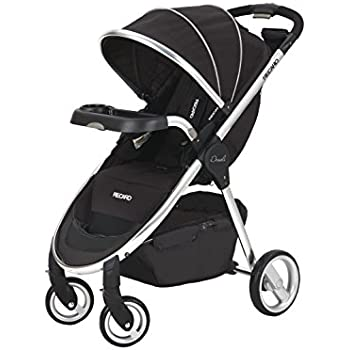 Amazon Com Recaro Performance Denali Stroller Onyx Baby