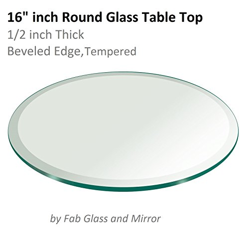 Mirror Round Glass (16