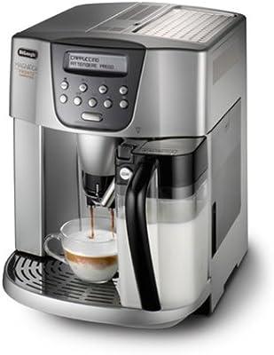 Delonghi Magnifica ESAM4500 Maquina De Espresso, 1450 W, 1.8 Litros, Acero Inoxidable, Plateado: Amazon.es: Hogar