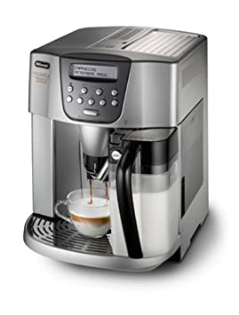 DeLonghi Magnifica Espresso Coffee Maker, Plata - Máquina de café: Amazon.es: Hogar