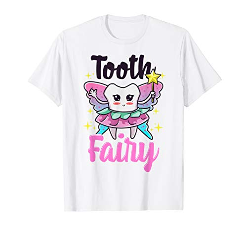 Tooth Fairy Costume For Dental Office T-Shirt