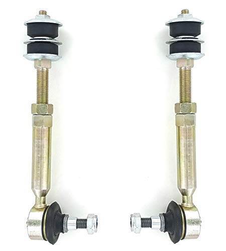 Dobinsons Extended Rear Sway Bar End Link Kit for Toyota 4Runner 2003 to 2018, FJ Cruiser, Prado 120 and 150