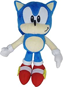 Sonic The Hedgehog 7-inch Sonic Classic Plush Sonic