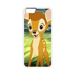 Bambi II iPhone 6 Plus 5.5 Inch Cell Phone Case White&Phone Accessory STC_032637