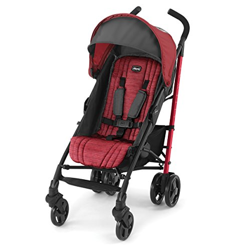 Chicco Liteway Compact-Fold Aluminum Stroller, Sunset