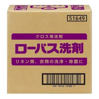 サラヤ リネン衣類の洗浄除菌剤 ローパス洗剤 BIB 10kg B01FBH12AS
