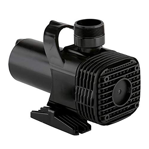 (Little Giant F30-4000 566726 Wet Rotor Pump with 20-Feet Cord, 4000GPH)