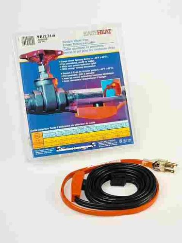 Easy Heat AHB-019A 9' Heat Cable by Easy Heat