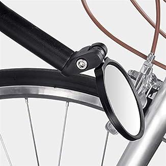 Hafny Espejo retrovisor de bicicleta 2