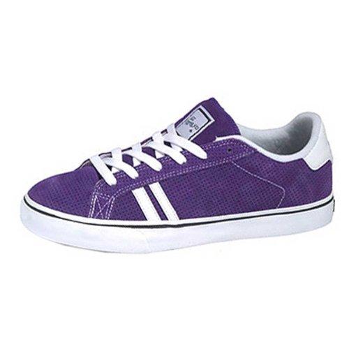 Emerica LEO Limited Edition - Zapatillas de Piel para hombre Viola (lilla)