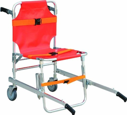 Medical Stair Stretcher Ambulance Wheel Chair New Equipment Emergency EDJ-015A FORZA4